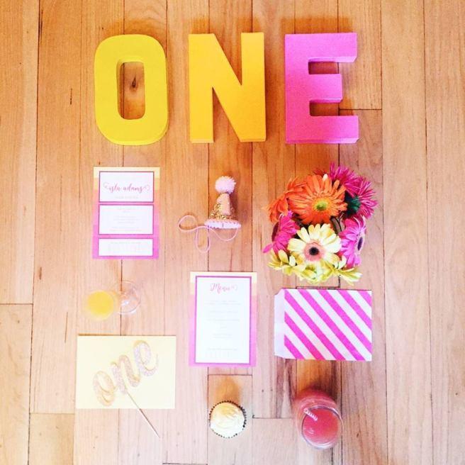 Ombre Party Details | preperie.com