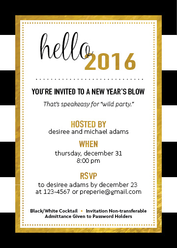 New Years Speakeasy Invitation-11